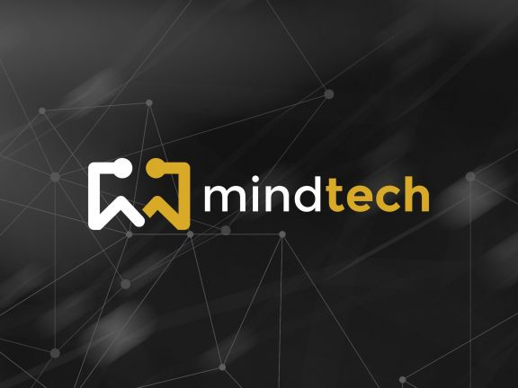 Mindtech start-up website designed for growth